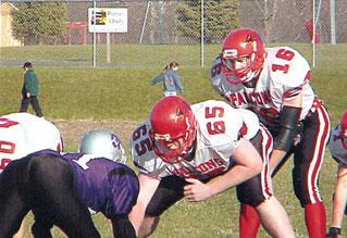 Jim Leonhard football high school Wisconsin