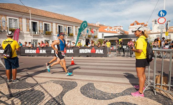 IRONMAN 70.3 Cascais - Apoie o seu atleta