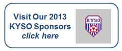 2013 KYSO Sponsors