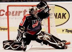 USA Hockey Goaltending Logo