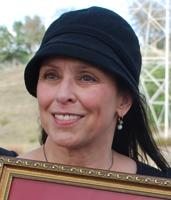 Cindy Cash at Johnny Cash Ground Breaking Cereony