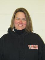 Coach Andrea Hall