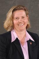 BGSU women's basketball coach Jennifer Roos