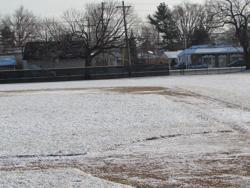 Bishop Eustace baseball field