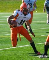 St. Francis Browns Player
