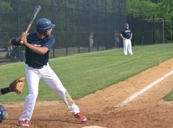 Cardinals outfielder Andrew Nunez