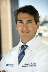 Lead Team Physician of the Rockland Boulders Dr. Christopher S. Ahmad