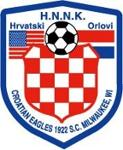 Croatian Eagles logo
