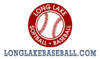 Long Lake Baseball Logo