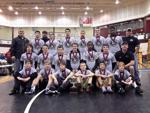 2015 Middle School Duals State Champions