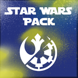 Help raise funds for the Maria Fareri children's Hospital with our Star Wars Pack.
