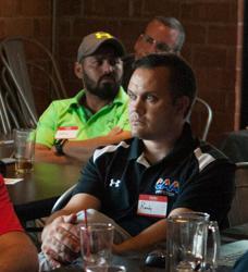 Canyon Athletic Association's Randy Baum