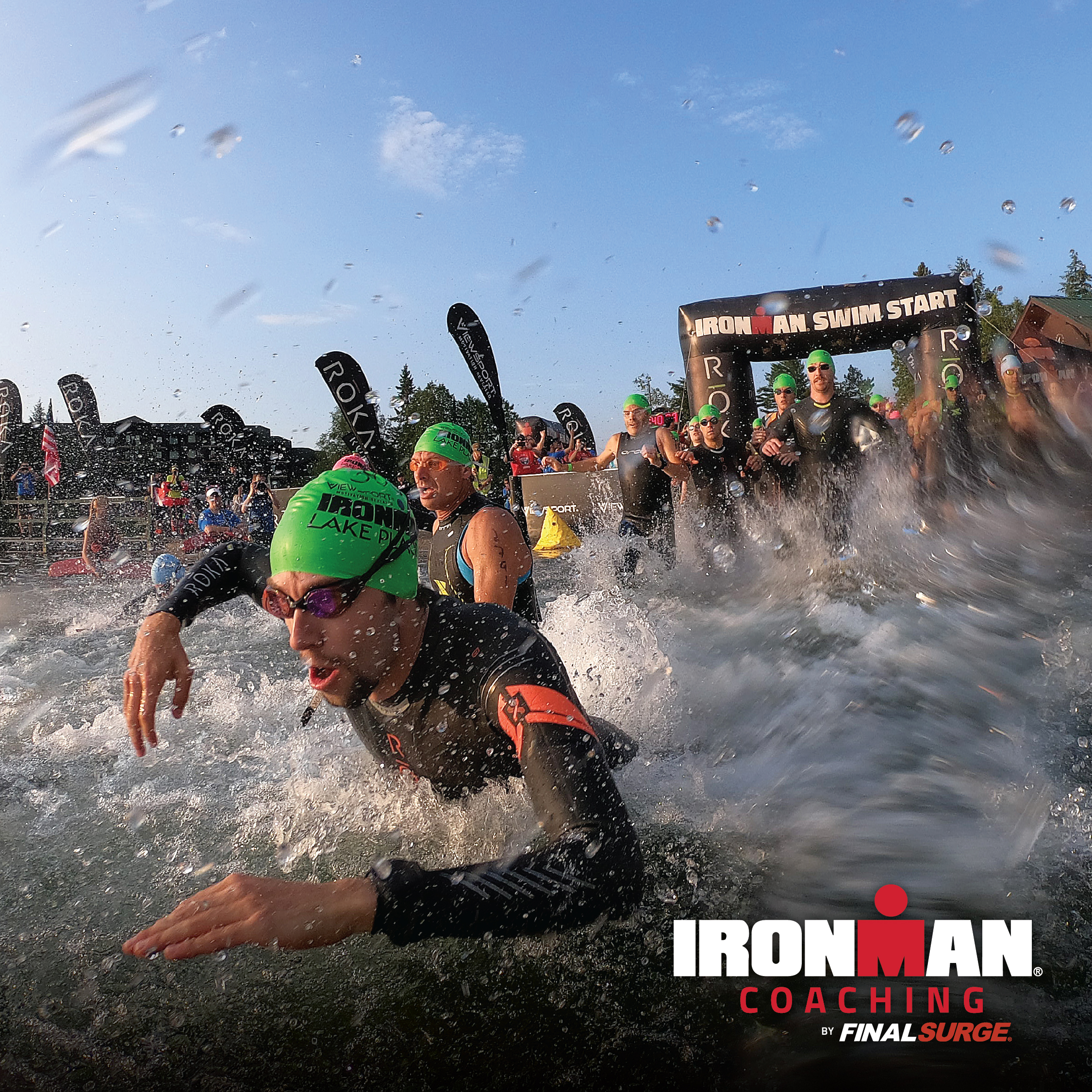 IRONMAN Coaching presented by Final Surge