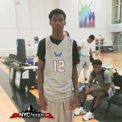 "Savion Boissard, 6'4"" SG, Early Risers (Valley Central '16)"