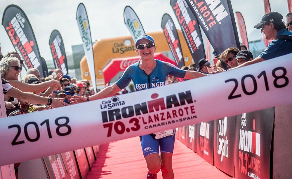 apoya tu atleta  - IRONMAN 70.3 Lanzarote
