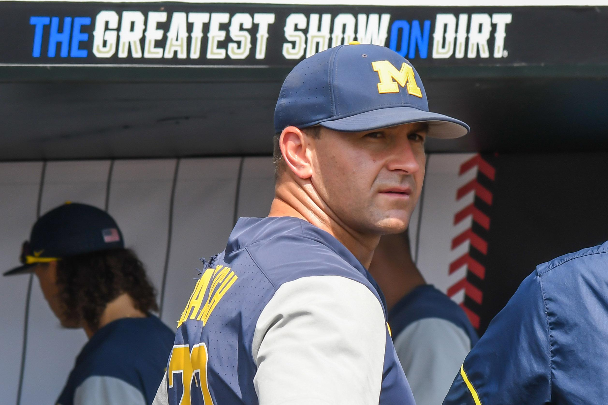Erik Bakich - Michigan Baseball Head Coach