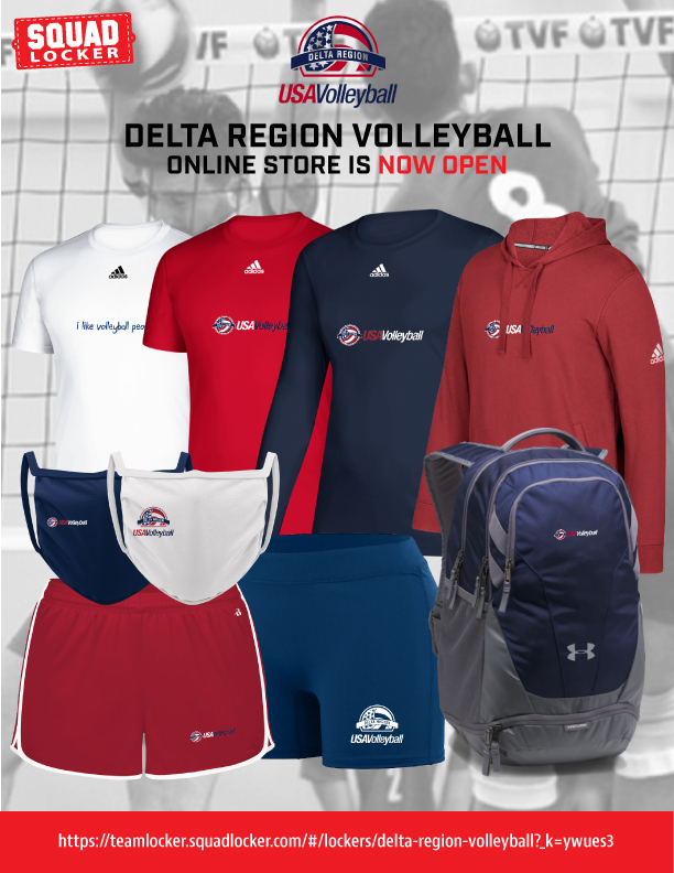 NEW DELTA ONLINE STORE NOW OPEN