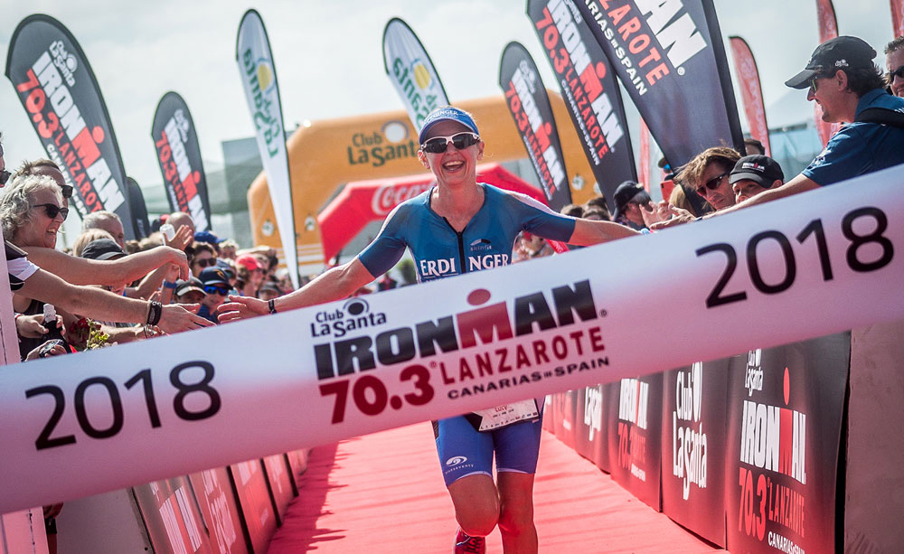 Support your athlete - IRONMAN 70.3 Lanzarote