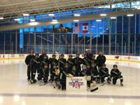 Rosemount Claims Inaugural Ice Bowl Title