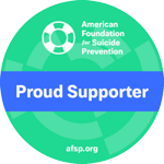 American Foundation for Suicide Prevention Supporter