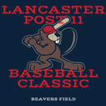 Lancaster Post 11 Classic Baseball Tournament Logo
