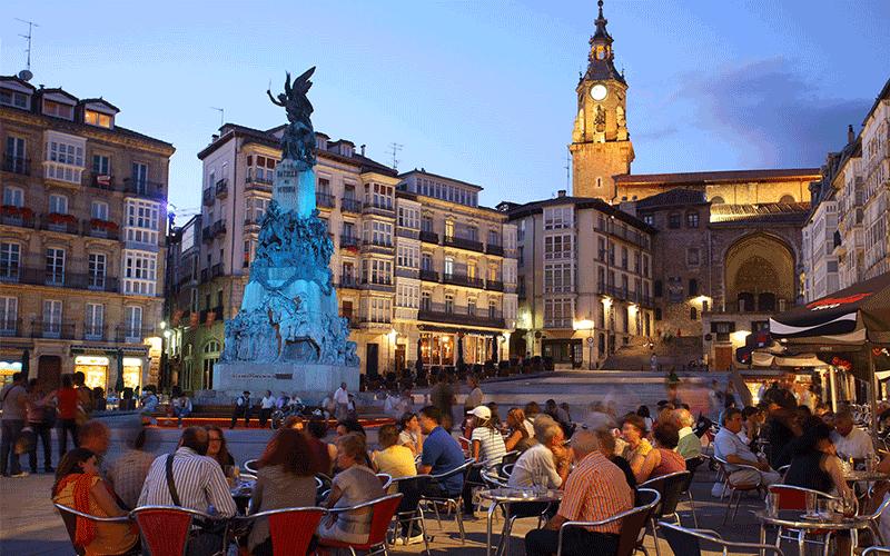 Travel to Vitoria