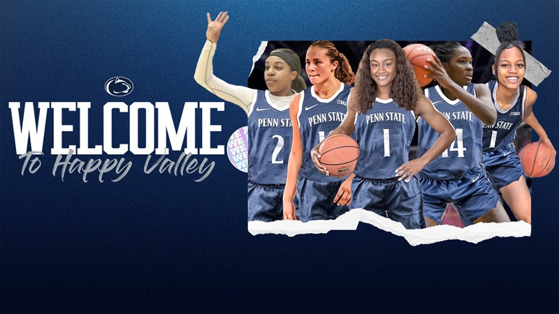 2020 New Additions to Penn State Lady Lions