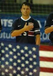 Former US Men's Futsal National Team Captain