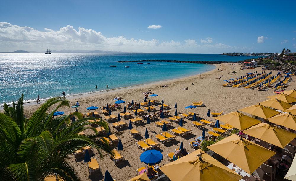 Travel to Lanzarote - 70.3 IRONMAN