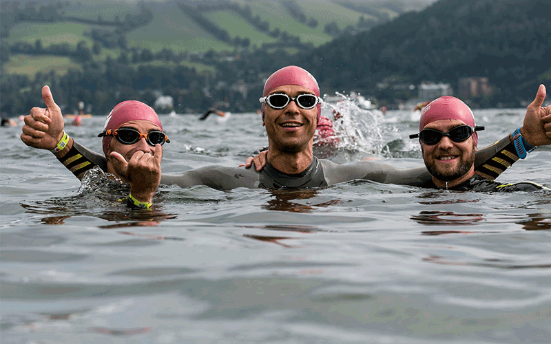IRONMAN 70.3 Zell am See - Volunteer werden