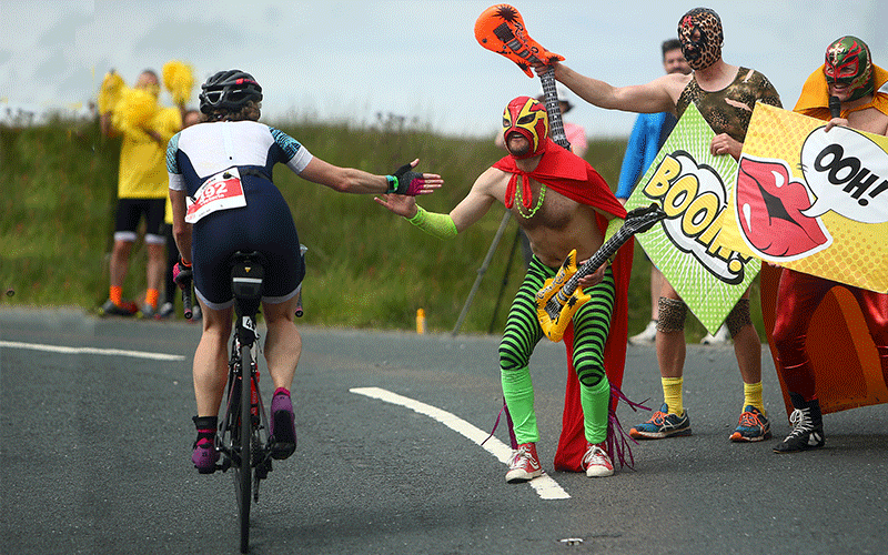 IRONMAN UK Supporter