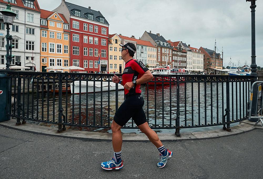 IRONMAN Copenhagen - Rejs til København