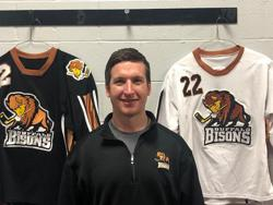 Michael Benedict, Director of Hockey, Bison Hockey Association